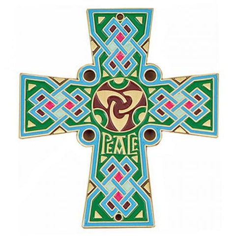 celtic cross terra sancta guild - paschallambselect.com