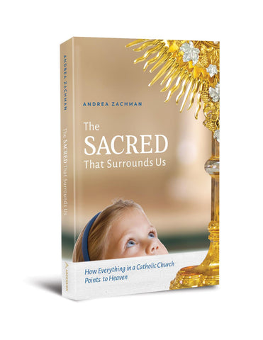 The Sacred That Surrounds Us - The Paschal Lamb
