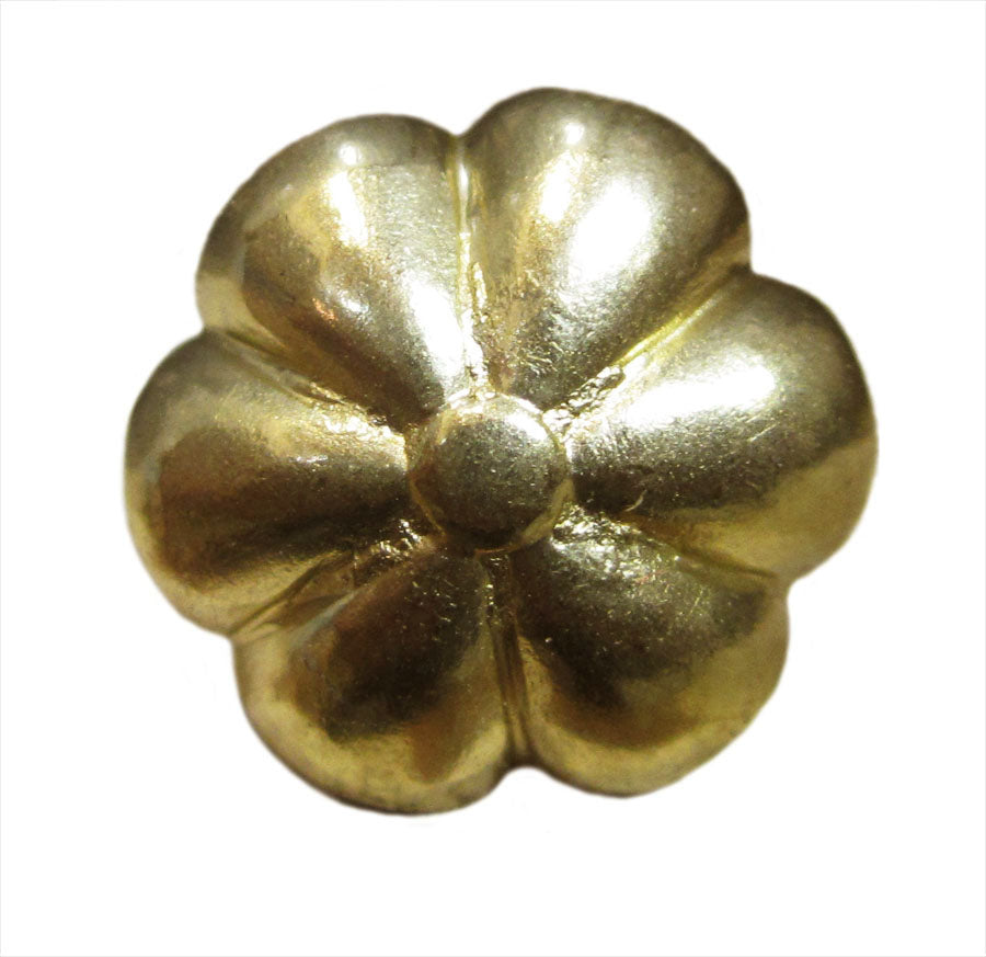 Brass Plated Decorative Nail Heads BS745