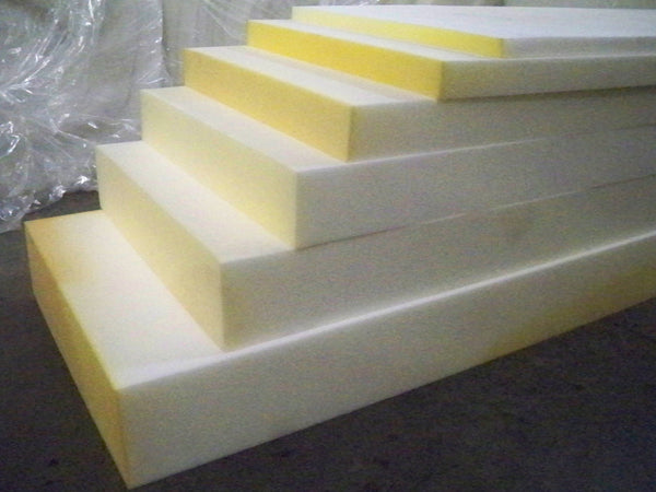 Standard High Density Upholstery Foam Medium/Soft Firmness (FR - 28)