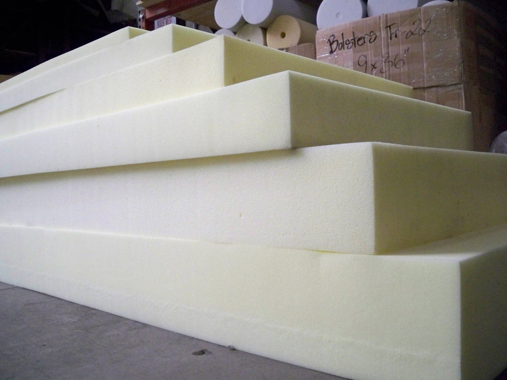 High Resiliency Upholstery Foam Medium Firmness (HR - 30)