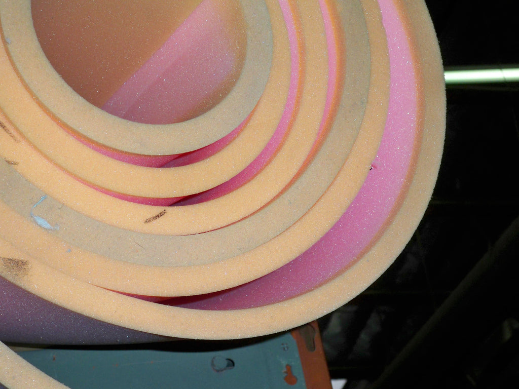 High Density Pink Roll Plain