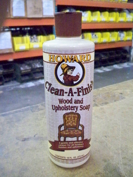 HOWARDS CLEAN-A-FINISH 16 OZ.