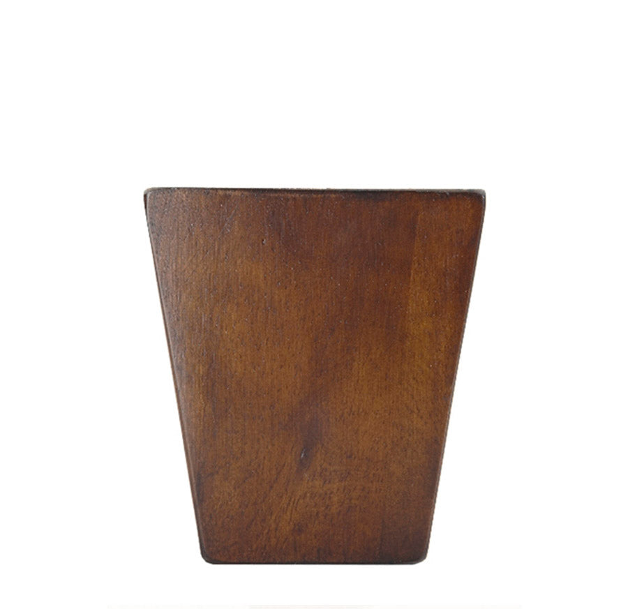 LQ4030W Square Furniture Legs - Walnut Finish