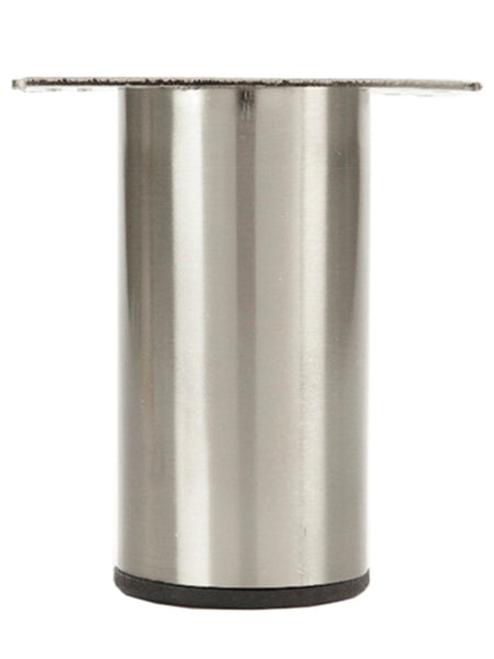 LRT5032C Metal Furniture Legs - Brushed Nickel