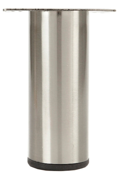 LRT5060C Metal Furniture Legs - Brushed Nickel