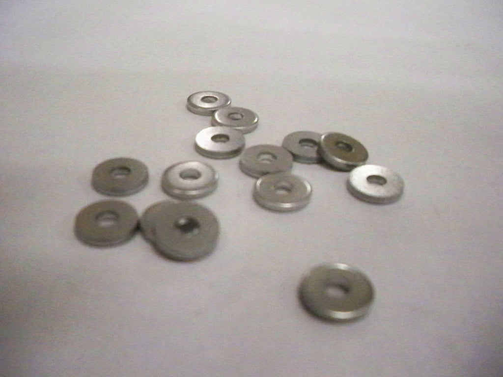 RIVET WASHERS 1/8""