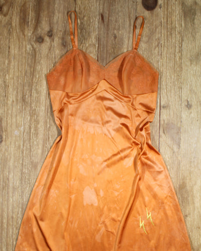 Lyrical Muse Vintage Slip-Sunset & Lightning