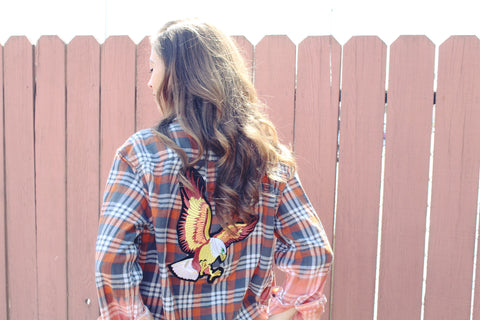Eagle Flannel M