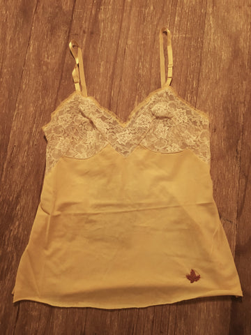 Lyrical Muse Cami Top-Golden State & Autumn