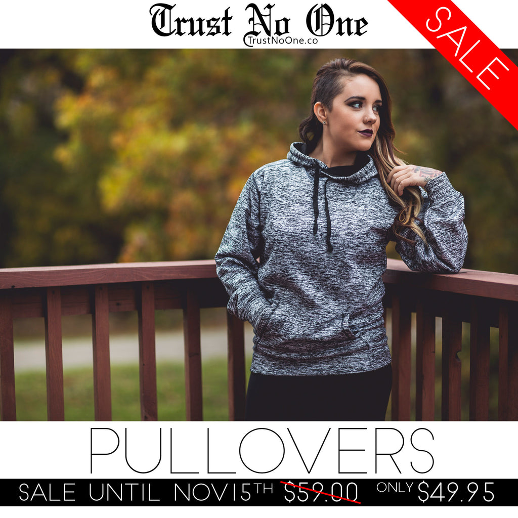 Pullover Sale Ending Soon