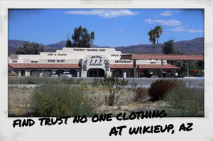 Trust No One Retail Store in Arizona