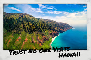 Follow our trip to Hawaii