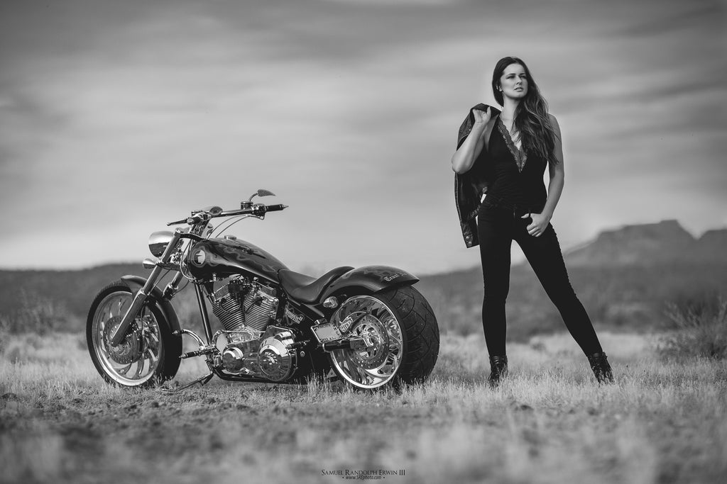 Arizona Bike Week Trust No One Photo Shoot Bike Motorcycle Riding Gear Harley American Iron Horse Cycle TN1 TNO TrustNoOne