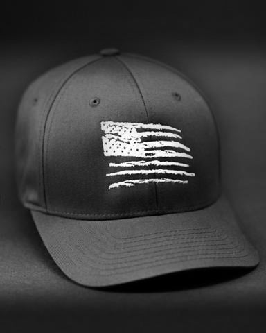 Old Glory - Structured Curved Bill Flexfit Hat
