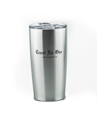 Trust No One Yeti Beverage Containers Cool Hot Tumbler