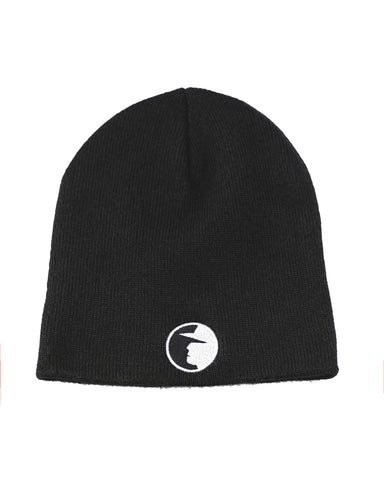 Trust No One Black Winter Beanie Head Hat TN1 TNO TrustNoOne TrustNo1
