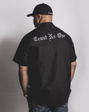 Trust No One Black Mechanic Shirt