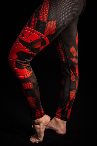 Women's Trust No One Bandit Leggings