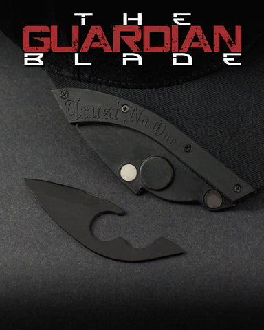 The Guardian Blade by Trust No One
