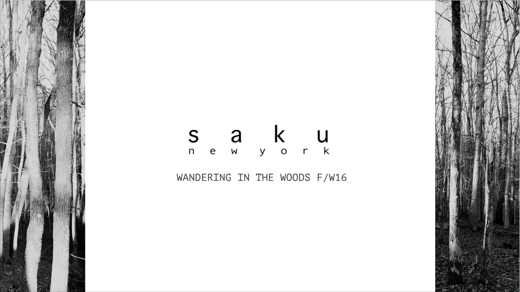 saku Fashion Week Brooklyn 2016