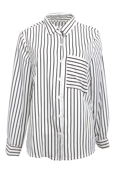 Basic striped shirt