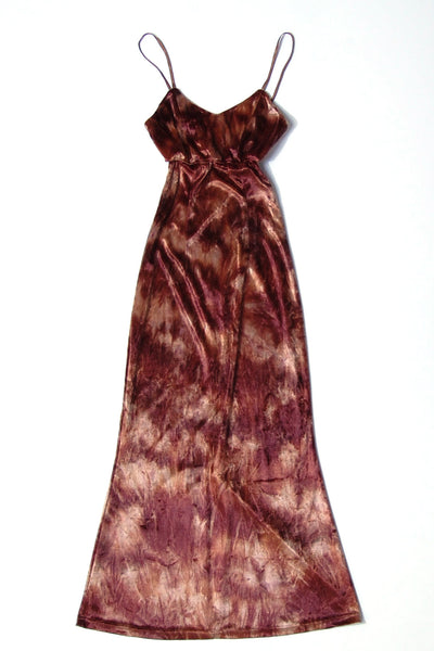 Velvet Slim Dress _Leopard (2 colors)