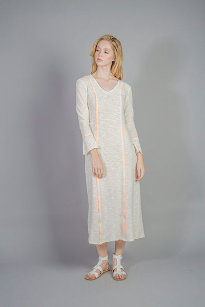 Long Santorini Knit Dress