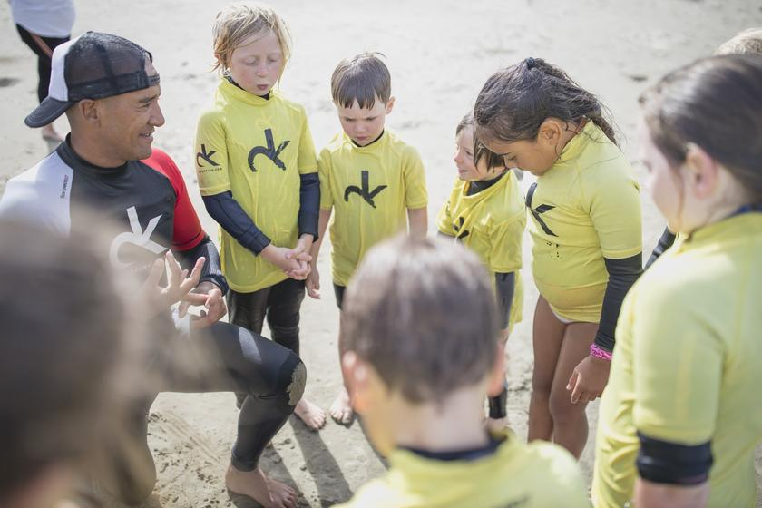 Orewa After School Surf Program
