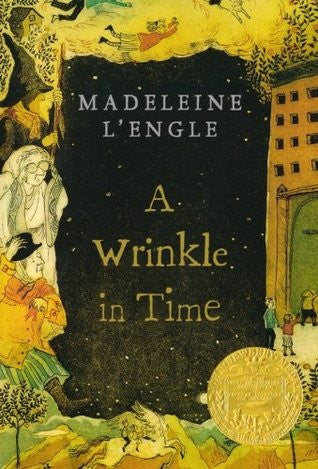 Time Quintet, #1: A Wrinkle in Time