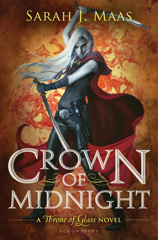 Throne of Glass, #2: Crown of Midnight