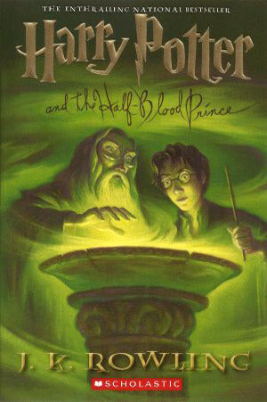 Harry Potter, #6: Harry Potter and the Half Blood Prince