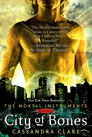 Mortal Instruments, #1: City of Bones