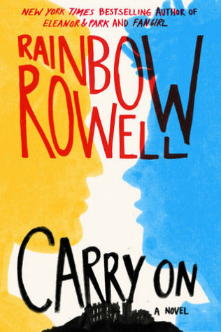Simon Snow, #1: Carry On