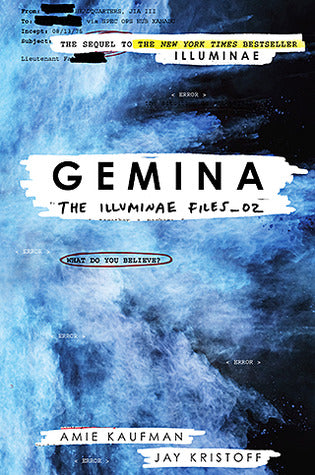 The Illuminae Files, #2: Gemina