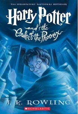 Harry Potter, #5: Harry Potter and the Order of the Phoenix