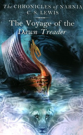 The Chronicles of Narnia, #5: Voyage of the Dawn Treader