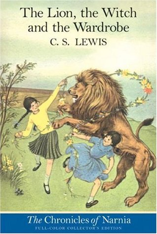 The Chronicles of Narnia, #2: The Lion, the Witch & the Wardrobe