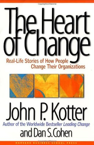 Heart of Change: Real-Life Stories of How People Change Their Organizations, The