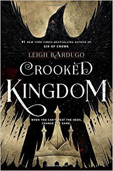 Six of Crows, #2: Crooked Kingdom