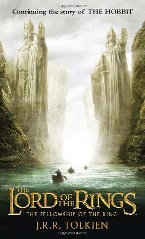Lord of the Rings, #1: The Fellowship of the Ring