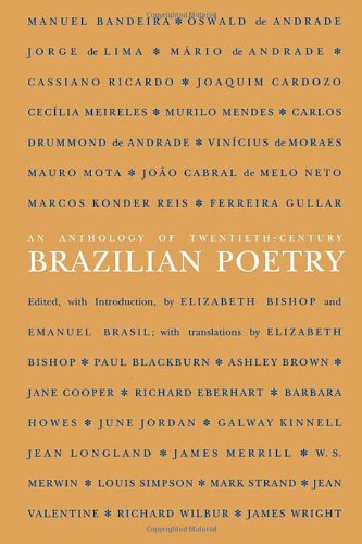 An Anthology of Twentieth-Century Brazilian Poetry