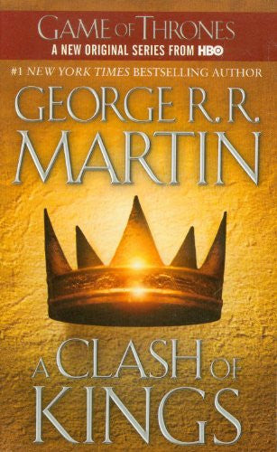 A Song of Ice and Fire, #2:A Clash of Kings