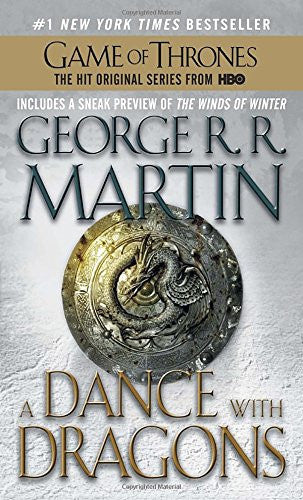 A Song of Ice and Fire, #5: A Dance with Dragons