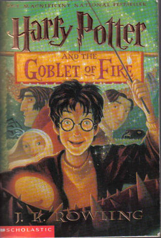 Harry Potter, #4: Harry Potter and the Goblet of Fire