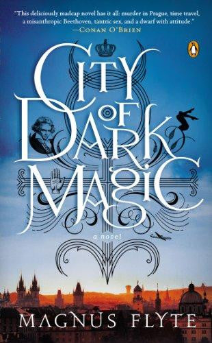 City of Dark Magic, #1: City of Dark Magic