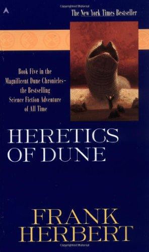 Dune, #5: Heretics of Dune