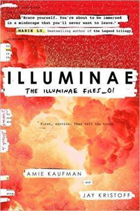 The Illuminae Files, #1: Illuminae