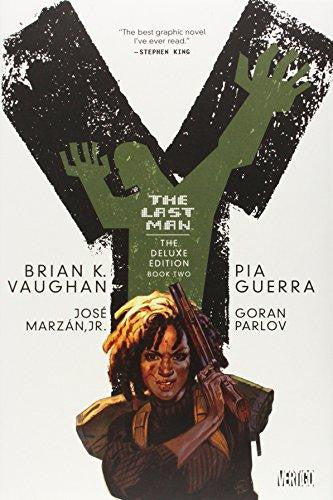 Y: The Last Man, Book 2