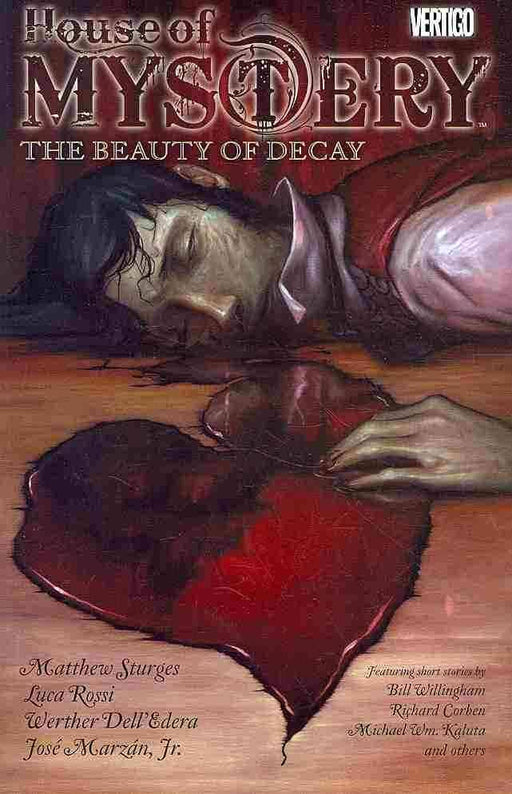 House of Mystery Vol. 04: The Beauty of Decay